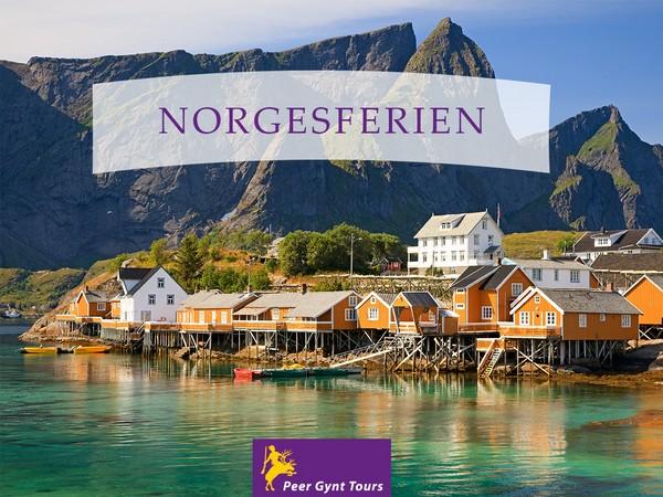 Bli med på Norgesferie med Peer Gynt Tours!